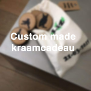 custom made kraamcadeau