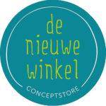 De nieuwe winkel logo